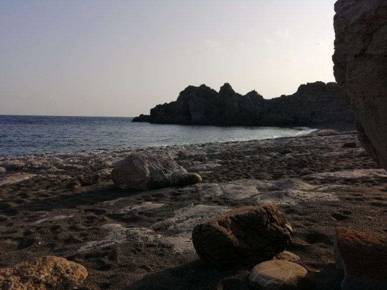 Trafulas Beach, west
