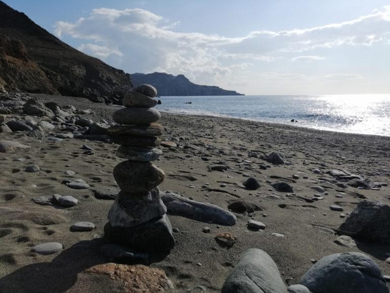Petrakis beach near Lentas