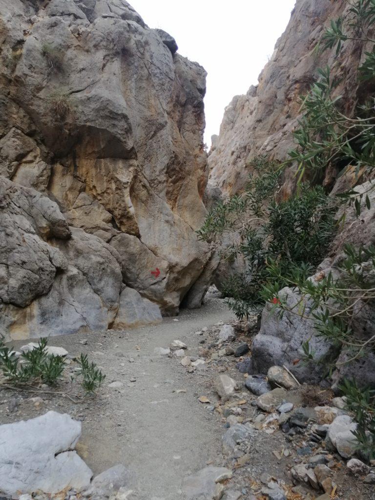 Trafulas Gorge