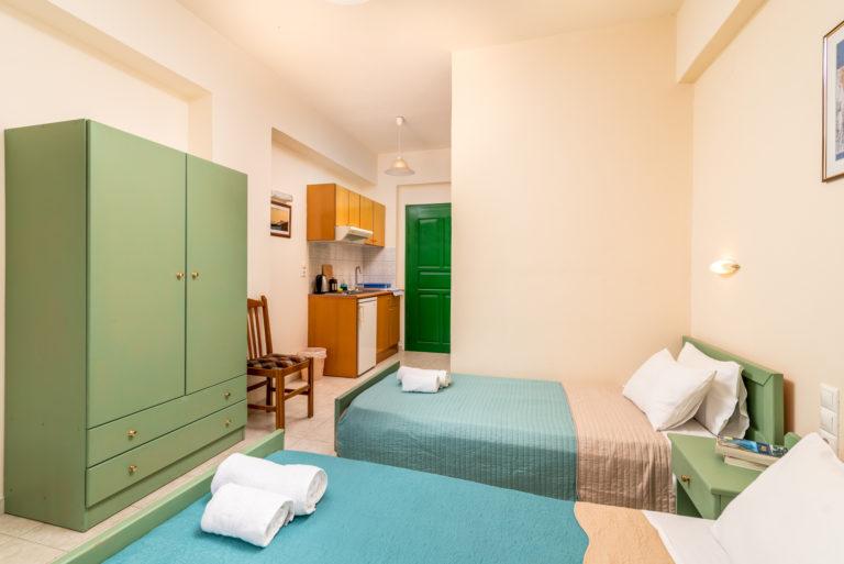 Oasis room